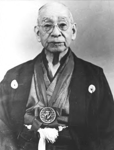 Photo 12 Courtesy: Wiki Commons, Chōshin Chibana founder of Okinawan Shōrin-Ryū Karate.
