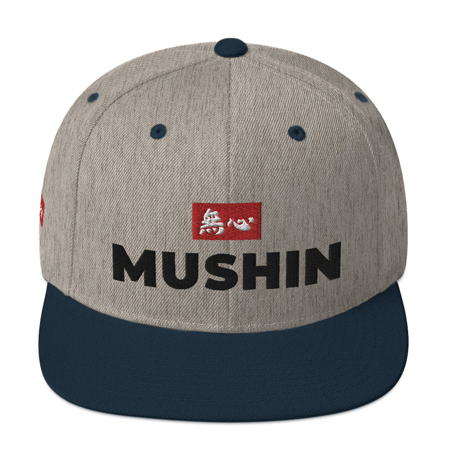 The Mushin Snapback Cap