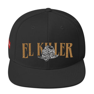 Mushin El Killer Snapback Hat