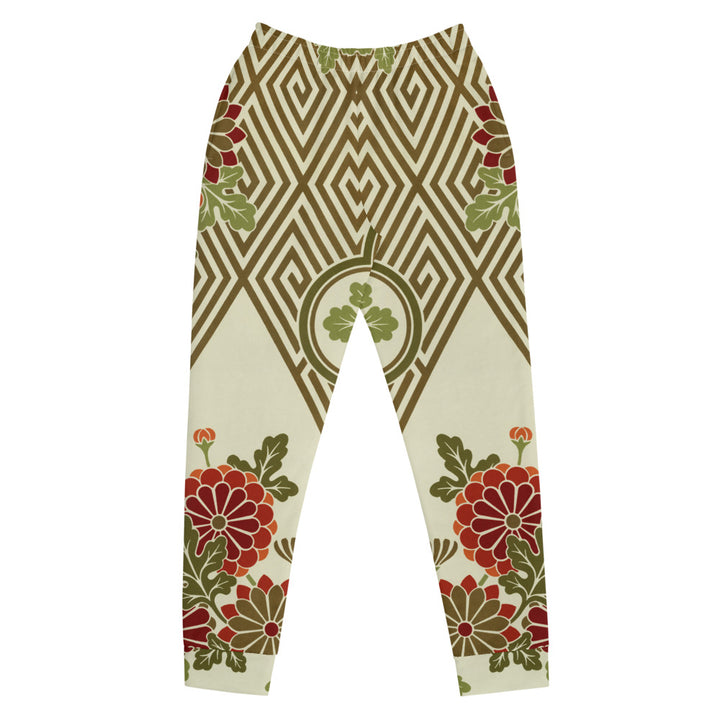 Mushin Green Lotus Women's Joggers