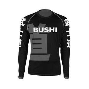 Mushin Bushido Code Rash Guard