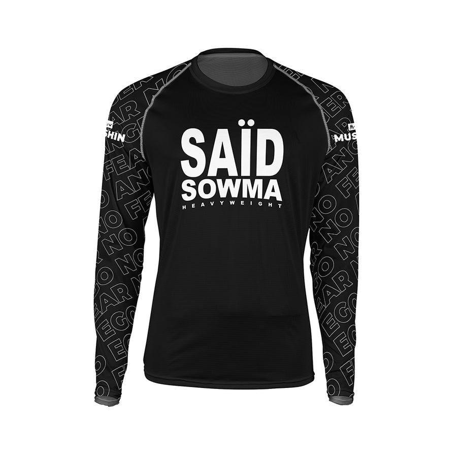 Mushin Saïd Sowma Rash Guard