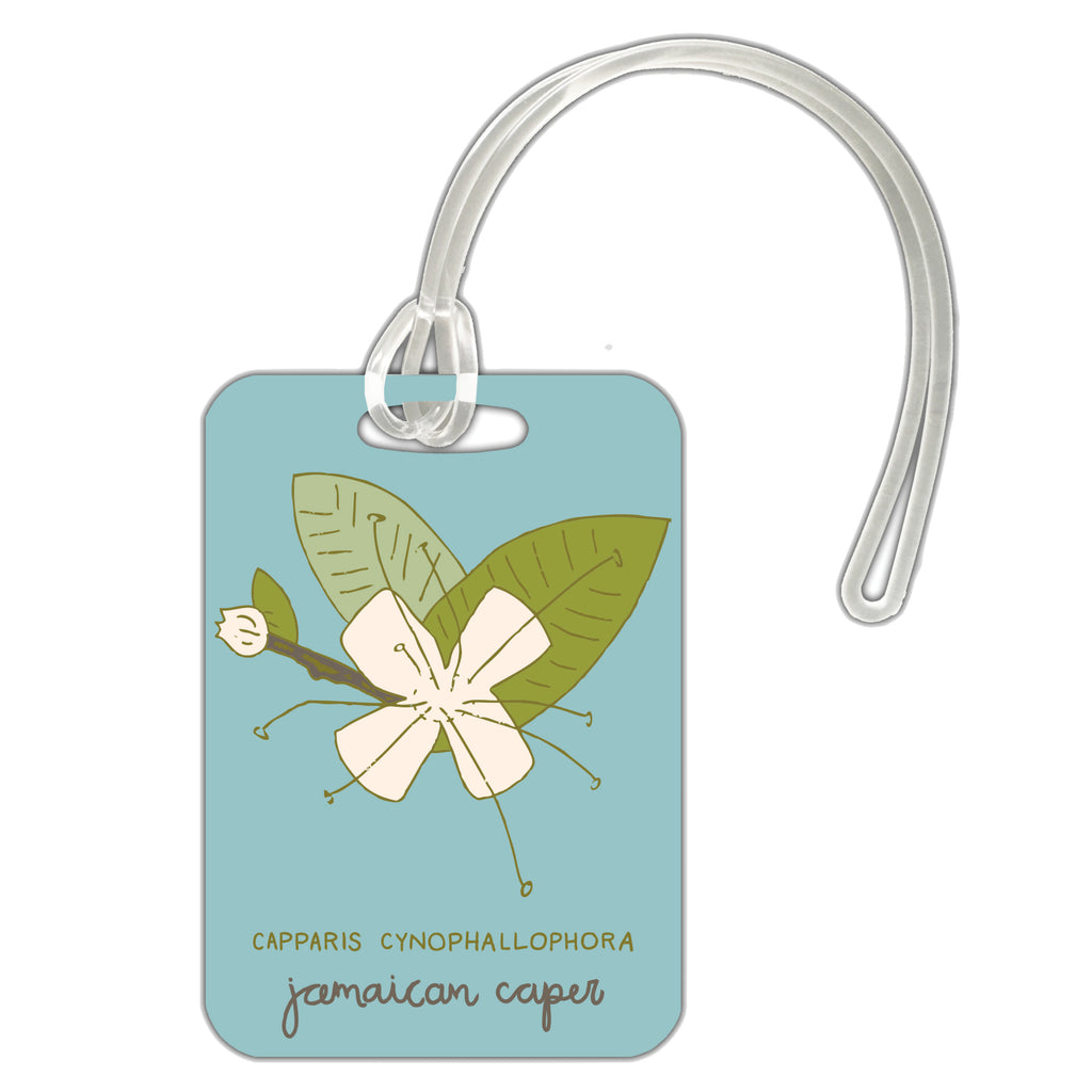 Plant Luggage Tag