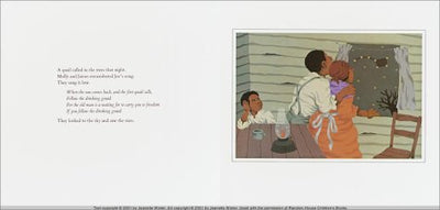 Follow the Drinking Gourd Paperback – Picture Book