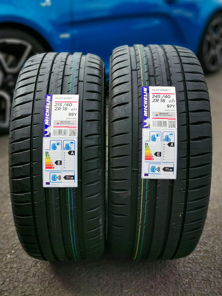 The best Michelin tyres for the A110