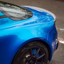 Load image into Gallery viewer, A110 Alpine Cup Carbon Fibre Lip Spoiler