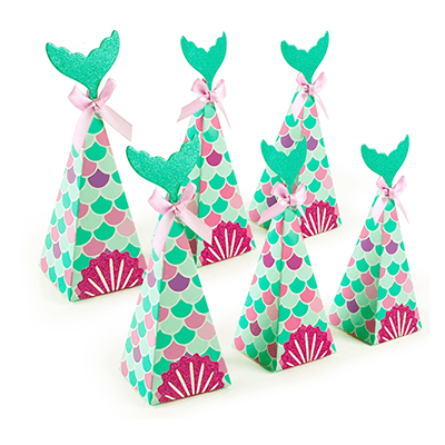 Mermaid Party Favors 10 Count, Mermaid Party Favors, Mermaid Treat Bags, Mermaid, Mermaid Party, Mermaid Birthday, Mermaid party supplies, Mermaid Favors, mermaid party decor, mermaid party supplies