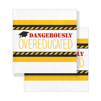 Graduation Napkins 16 Count, Graduation Party Decor, Graduation Party Ideas, Graduation Tableware