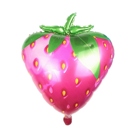 Strawberry Foil Balloon 20""