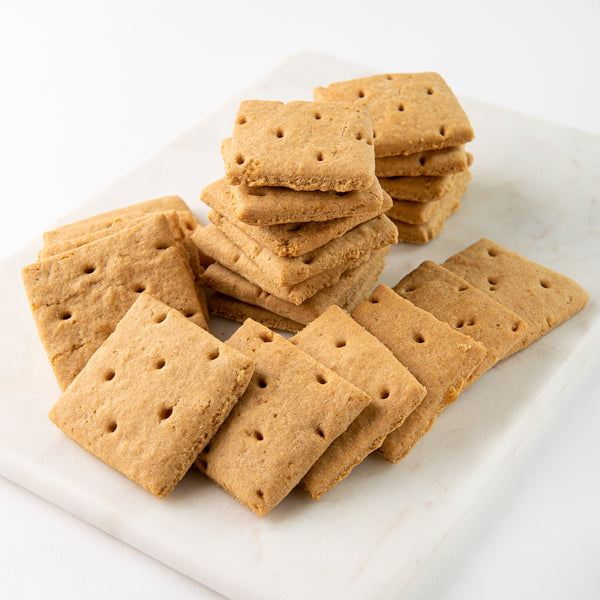 Allergen Friendly Graham Crackers Vegan