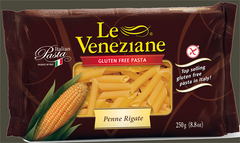 Le Veneziane Nut and Gluten Free Corn Pastas