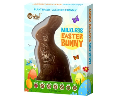 No Whey Vegan Easter Bunny Chocolate