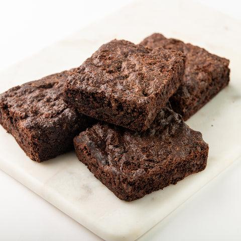 4 pk Allergen Friendly & Vegan Brownies