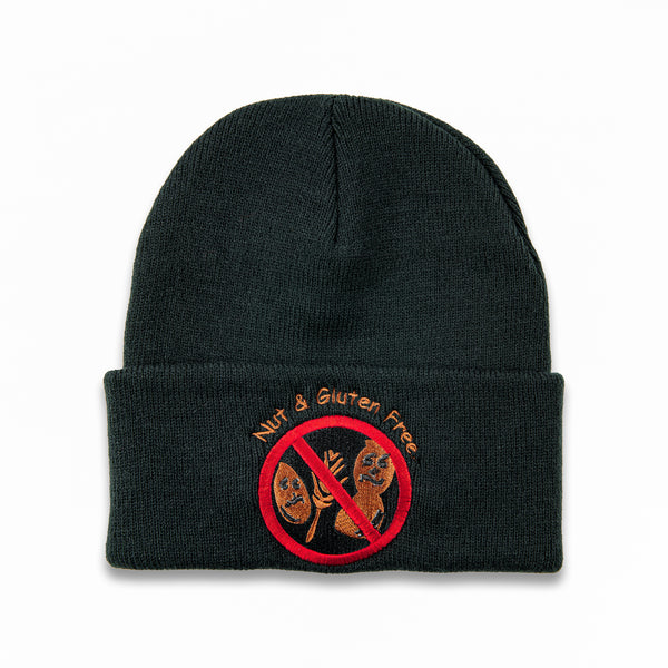 Fitted Logo Beanie