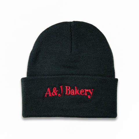 Fitted A&J Beanie