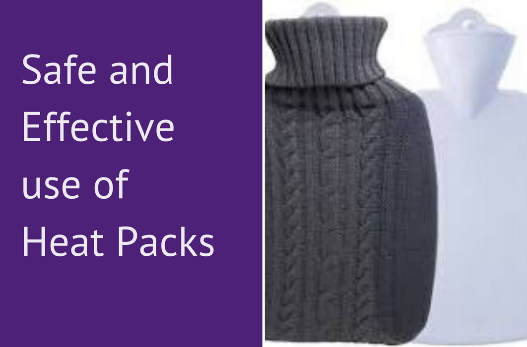 Safe and Effective use of Heat Packs