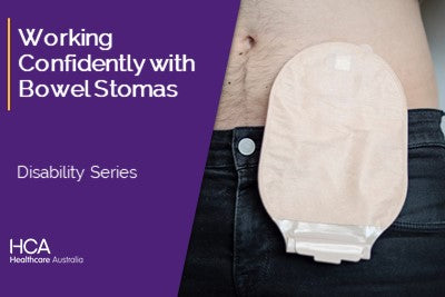 Working Confidently with Bowel Stomas (DS)