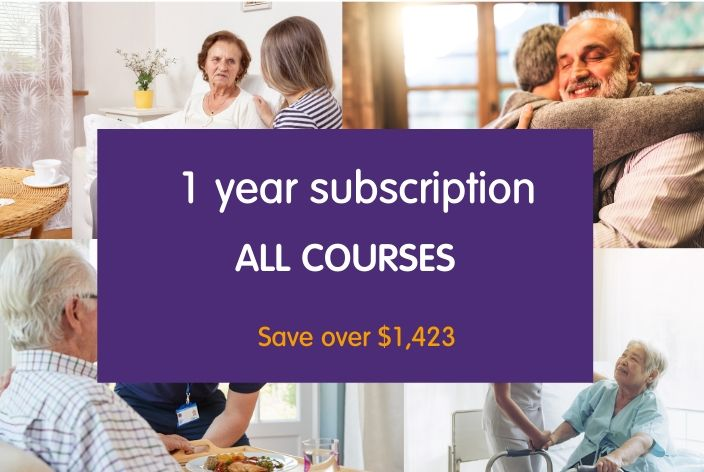 1 year subscription