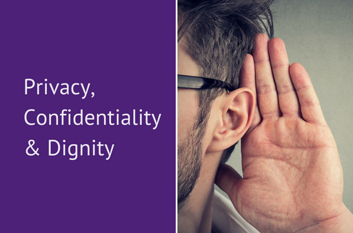 Privacy, Confidentiality & Dignity
