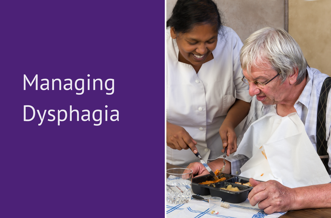 Managing Dysphagia