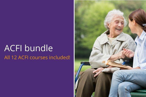 ACFI bundle  (all 12 courses)