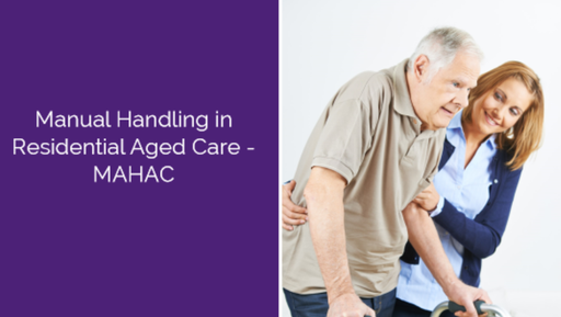 Manual Handling in Residential Aged Care