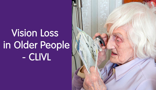 Vision Loss in Older People