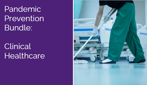 Pandemic Prevention Bundle: Clinical Healthcare (4 courses)