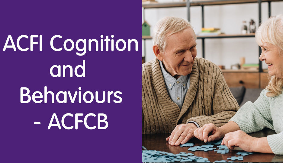 ACFI Cognition and Behaviours