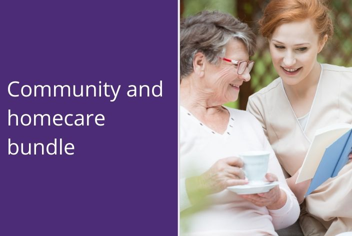 Community and Home Care bundle