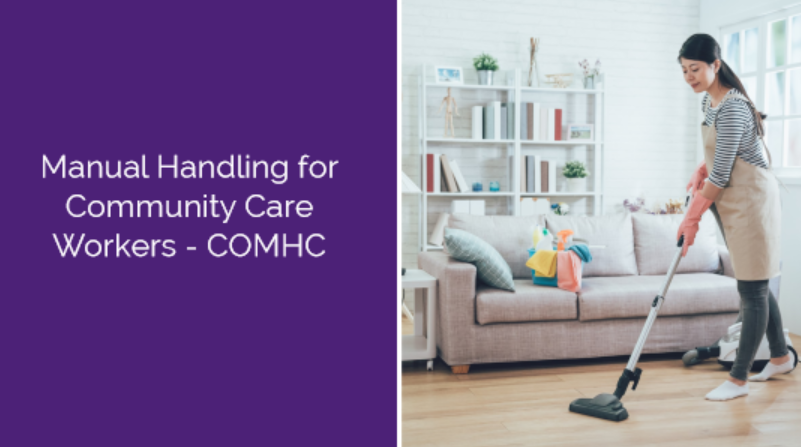 Manual Handling for Community Care Workers