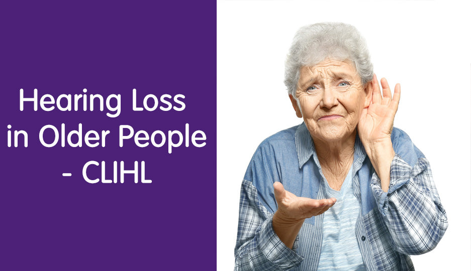 Hearing Loss in Older People