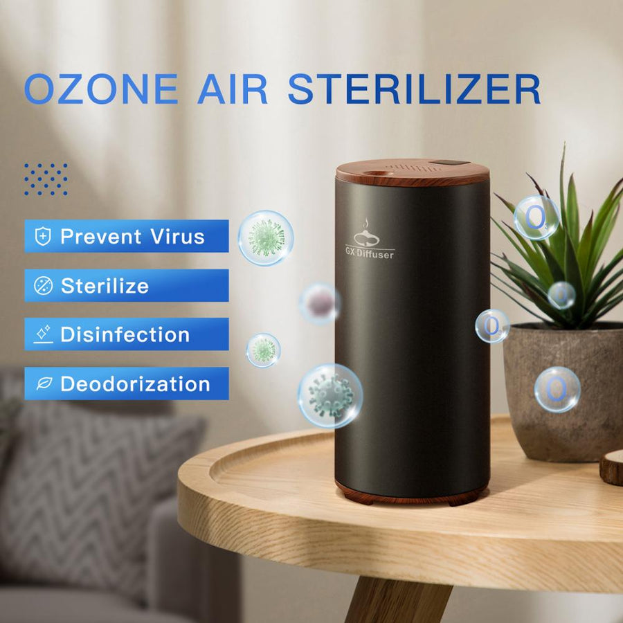 Ozone Air Purifier- Prevent Virus Now
