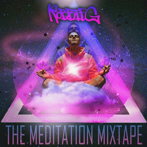 The Meditation Mixtape Hard Copy CD