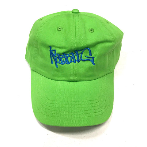 Robbie G Dad Hat - Green