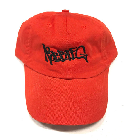 Robbie G Dad Hat - Red