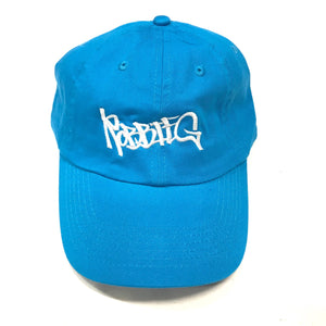 Robbie G Dad Hat - Blue