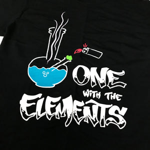 "Robbie G ""One With The Elements"" Tshirt"