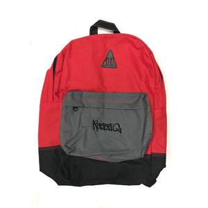 Robbie G Backpack - Red