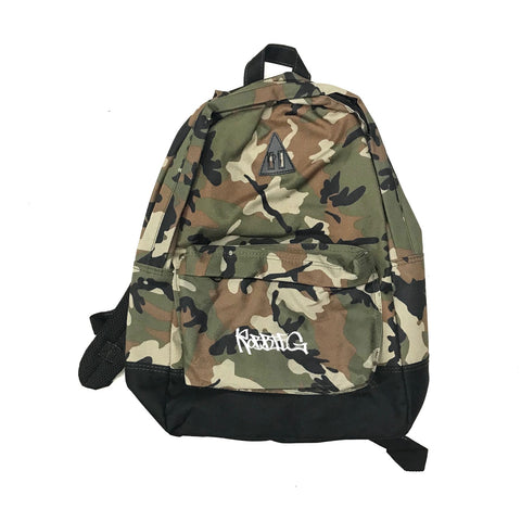 Robbie G Backpack - Camo