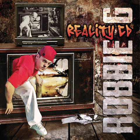 "Robbie G ""REALITY"" Hard Copy CD"