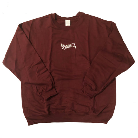 Robbie G Sweater - Burgundy