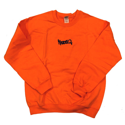Robbie G Sweater - Orange