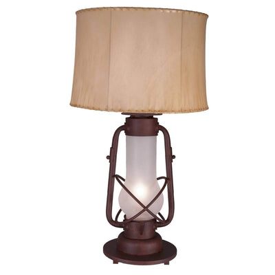 Decatur Lantern Table Lamp