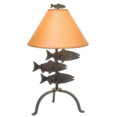 Fish School Table Lamp