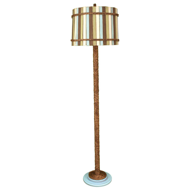 Atlantic Manila Rope Floor Lamp
