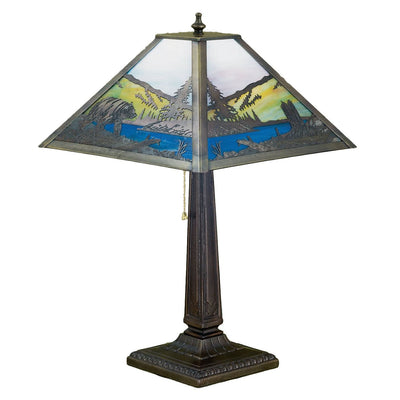 Bear Creek Table Lamp