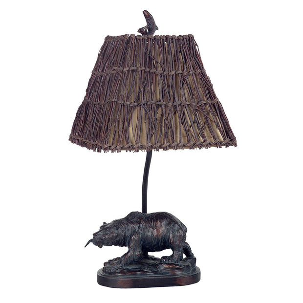 Bear Accent Lamp
