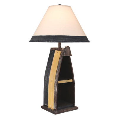 Sail Boat Table Lamp