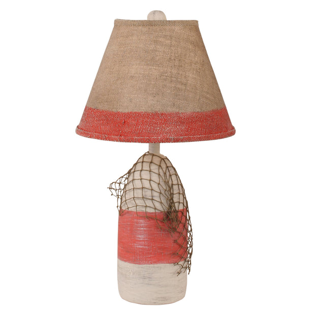 Buoy with Net Accent Lamp